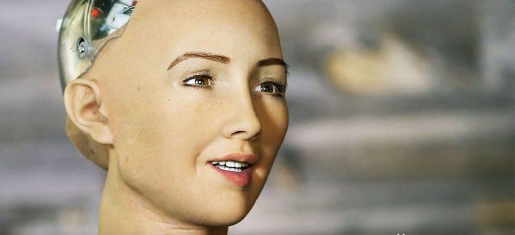 sophia--robot